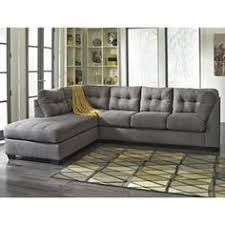 2 piece sectional in perth smoke nebraska furniture mart home