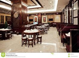 upscale chinese restaurant design editorial stock photo image