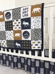 Black And Gold Crib Bedding 65 Best Oasis Crib Bedding Images On Pinterest Baby Cribs