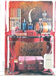 luxury retail home decor antiques vintage art gallery anemos good homes april issue 001
