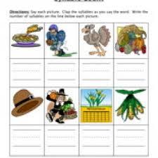 free thanksgiving worksheets teaching