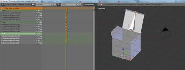 tutorial for blender 2 74 blender exported gltf 2 0 model rotates and deforms unexpectedly
