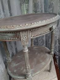 chalk painted furniture color yellow paint vintage french soul painted annie sloan linen and provence