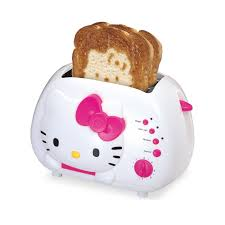 kitty 9708364m 2 slice wide slot toaster cool touch