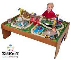 table toys play table 54 play table for train set wooden train table set track play toy