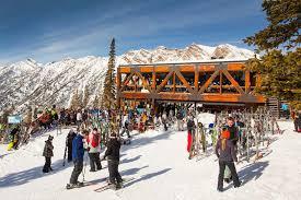 Snowbird Ski And Patio Mid Gad Restaurant