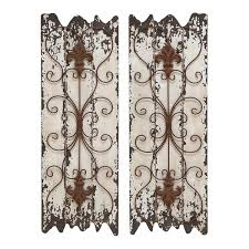 distressed wood home decor wall art designs metal and wood home decor d on wall decor awesome
