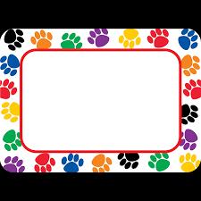 name plates nametags decorative teacher created resources