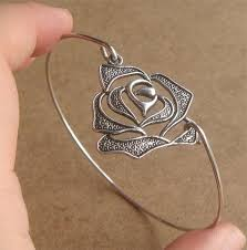rose bangle bracelet images Rose bangle bracelet on luulla jpg