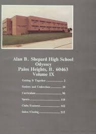 alan b shepard high school yearbook explore 1984 shepard high school yearbook palos heights il