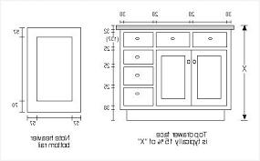 bathroom design dimensions bathroom sink base cabinet sizes elegantly doc seek