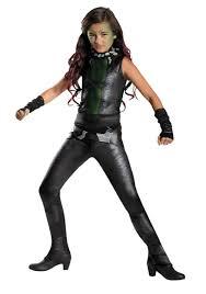 Girls Deluxe Gamora Costume Halloween Costumes
