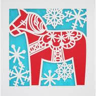 printable horse christmas cards scandinavian christmas cards scandinavian shoppe scandinavian