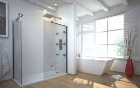 bathroom and shower designs walk in shower bathroom designs wall mounted chrome square shower
