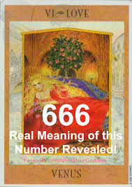 666 here is the meaning of this number and it s not what