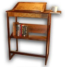 book reading stand for desk bold design reading desk amish executive stand up office furniture