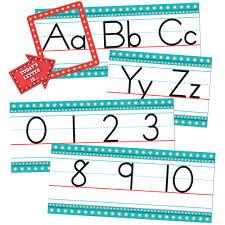 marquee alphabet line bulletin board tcr3548 teacher created