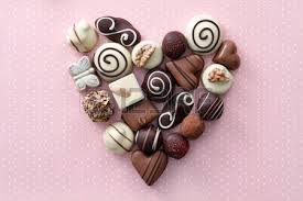 chocolate heart candy heart candy stock photos pictures royalty free heart candy