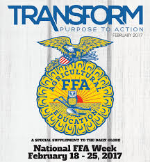 daily globe national ffa week 2017 by the globe issuu