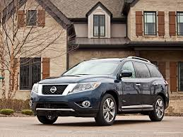 nissan pathfinder luggage capacity nissan pathfinder hybrid 2014 pictures information u0026 specs