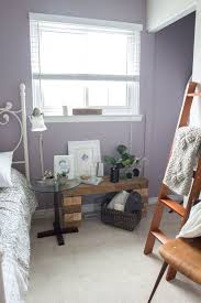 mauve lous guest bedroom ideas a simple spare room refresh u2013 diy