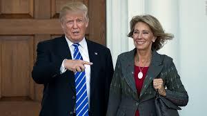 trump u0027s choice for education secretary raises questions cnnpolitics
