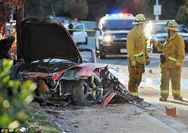 porsche gt crash porsche worker joked about car in paul walker crash daily mail