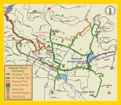Raleigh Greenway Map Highlands Nc Map Image Gallery Hcpr