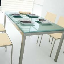 tavoli cucina tavoli da cucina in vetro foto 37 40 design mag