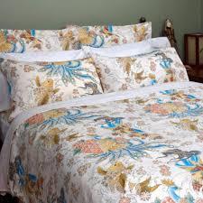 tattoo bedding queen geisha garden sin in linen