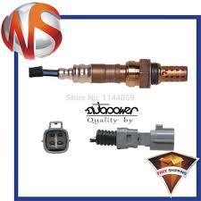 lexus rx 350 quality denso 89465 0e020 high quality oxygen sensor for toyota highlander
