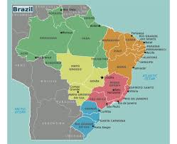 Map Of Rio De Janeiro Maps Of Brazil Detailed Map Of Brazil In English Tourist Map