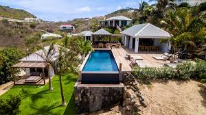 Saint Barts Map by Coco Rock Villa St Barts Villas Eden Rock Villa Rental