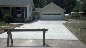concrete driveway design ideas in troy michigan