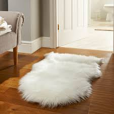 Sheepskin Area Rugs Faux Sheepskin Area Rug Cookwithalocal Home And Space Decor