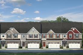 new griffin hall home model at fairmont square wexford in pa