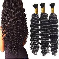 crochet braiding hair for sale loose deep wave human braiding hair bulk no weft crochet braids