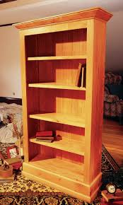 Building Solid Wood Bookshelf by Cottage Bookcase Woodworking Nail Holes And Montgomery Ward