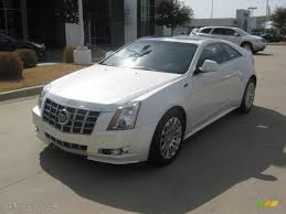 2012 cadillac cts colors 2012 white tricoat cadillac cts coupe 61702145 gtcarlot