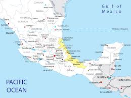 map of mexico cities map of veracruz in mexico