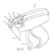 patent us20110220701 plastic fastener dispensing hand tool