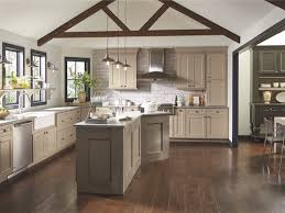 kitchen cabinets transitional style function meets flair masterbrand showcases trend forward cabinet