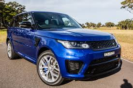 range rover svr white range rover sport svr pricing and specifications