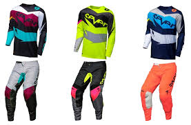 motocross pants and jersey combo seven mx annex ignite jersey pants gear combos