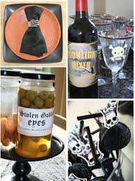 marvelous outdoor halloween party decorating ideas as unusual