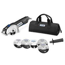 What Saw For Laminate Flooring Dremel Us40 03 Ultra Saw Tool Kit With 5 Accessories And 1
