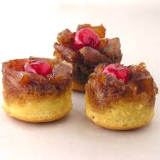mini pineapple upside down cakes easybaked