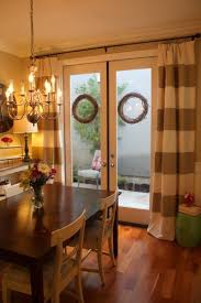 sliding glass doors curtains sliding glass door curtain ideas love the country chairs and the
