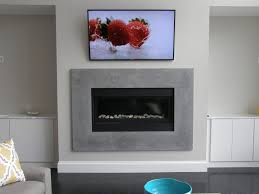 image result for concrete fireplace surround concrete fireplace