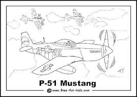 war 2 aeroplane colouring pages